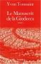 """Couverture du livre : """"Manuscrit de la Giudecca"""""""