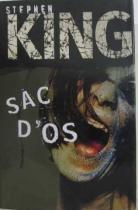 """Couverture du livre : """"Sac d'os"""""""