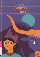 """Couverture du livre : """"10 contes du Tibet"""""""