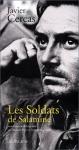"""Couverture du livre : """"Les soldats de Salamine"""""""