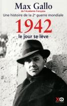 """Couverture du livre : """"1942, le jour se lève"""""""