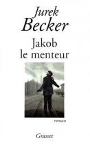 """Couverture du livre : """"Jakob le menteur"""""""