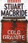 """Couverture du livre : """"Cold granite"""""""