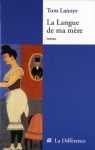 """Couverture du livre : """"La langue de ma mère"""""""
