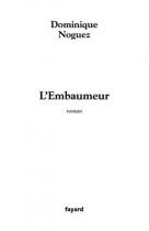 """Couverture du livre : """"L'Embaumeur"""""""