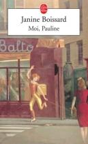 """Couverture du livre : """"Moi, Pauline"""""""