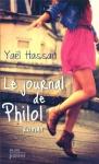 """Couverture du livre : """"Le journal de Philol"""""""