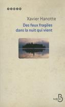 """Couverture du livre : """"Des feux fragiles dans la nuit qui vient"""""""