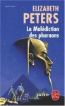 """Couverture du livre : """"La malédiction des pharaons"""""""