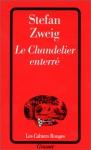 """Couverture du livre : """"Le chandelier enterré"""""""