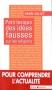 """Couverture du livre : """"Petit lexique des idées fausses sur les religions"""""""