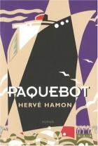"""Couverture du livre : """"Paquebot"""""""