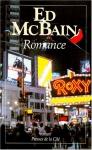 """Couverture du livre : """"Romance"""""""