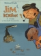 """Couverture du livre : """"Jim Bouton et Lucas le chauffeur de locomotive"""""""