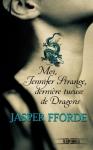 """Couverture du livre : """"Moi, Jennifer Strange, dernière tueuse de dragons"""""""