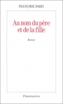 """Couverture du livre : """"Au nom du père et de la fille"""""""