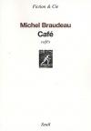 """Couverture du livre : """"Café"""""""