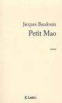 """Couverture du livre : """"Petit Mao"""""""