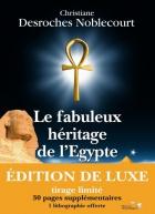 """Couverture du livre : """"Le fabuleux héritage de l'Égypte"""""""