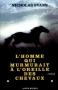 """Couverture du livre : """"L'homme qui murmurait à l'oreille des chevaux"""""""