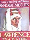 """Couverture du livre : """"Lawrence d'Arabie ou le rêve fracassé"""""""