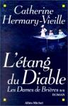 """Couverture du livre : """"L'étang du diable"""""""
