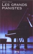 """Couverture du livre : """"Les grands pianistes"""""""