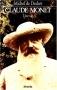 """Couverture du livre : """"Claude Monet"""""""