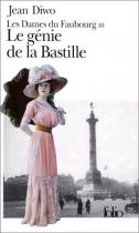 """Couverture du livre : """"Le génie de la Bastille"""""""