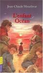 """Couverture du livre : """"L'enfant océan"""""""