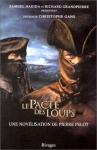 """Couverture du livre : """"Le pacte des loups"""""""