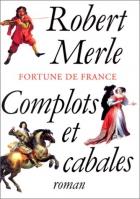 """Couverture du livre : """"Complots et cabales"""""""