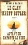 """Couverture du livre : """"Le clan Rhett Butler"""""""