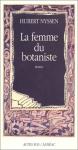 """Couverture du livre : """"La femme du botaniste"""""""