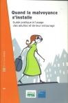 """Couverture du livre : """"Quand la malvoyance s'installe"""""""