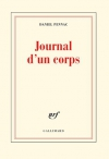 """Couverture du livre : """"Journal d'un corps"""""""