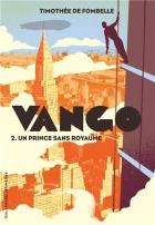 """Couverture du livre : """"Un prince sans royaume"""""""