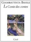 """Couverture du livre : """"Le conte des contes"""""""