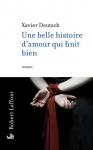 """Couverture du livre : """"Une belle histoire d'amour qui finit bien"""""""