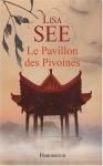 """Couverture du livre : """"Le pavillon des pivoines"""""""