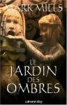 """Couverture du livre : """"Le jardin des ombres"""""""