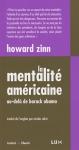"""Couverture du livre : """"La mentalité américaine"""""""