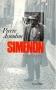 """Couverture du livre : """"Simenon"""""""
