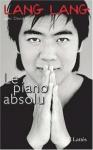 """Couverture du livre : """"Le piano absolu"""""""