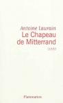 """Couverture du livre : """"Le chapeau de Mitterrand"""""""