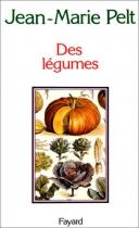 """Couverture du livre : """"Des légumes"""""""