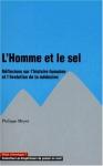 """Couverture du livre : """"L'homme et le sel"""""""