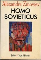 """Couverture du livre : """"Homo Sovieticus"""""""