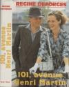 """Couverture du livre : """"101, Avenue Henri-Martin"""""""