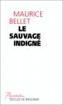 """Couverture du livre : """"Le sauvage indigné"""""""
